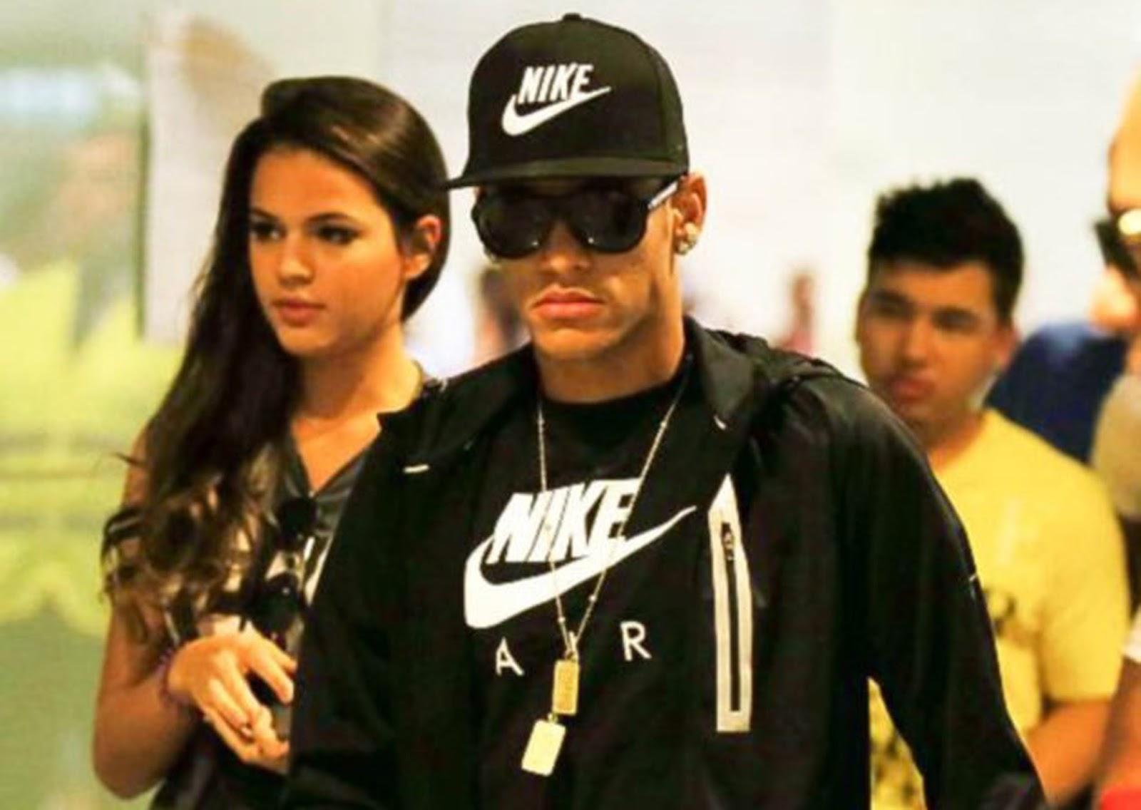 2. Barcelona deve bancar visitas de Bruna Marquezine a Neymar