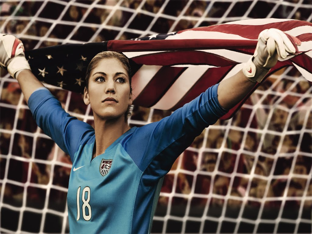 Hope Solo New Hot HD Wallpaper 2012-2013 03