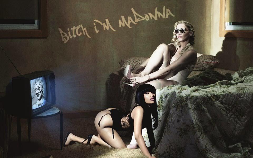 Bitch I'm Madonna -
