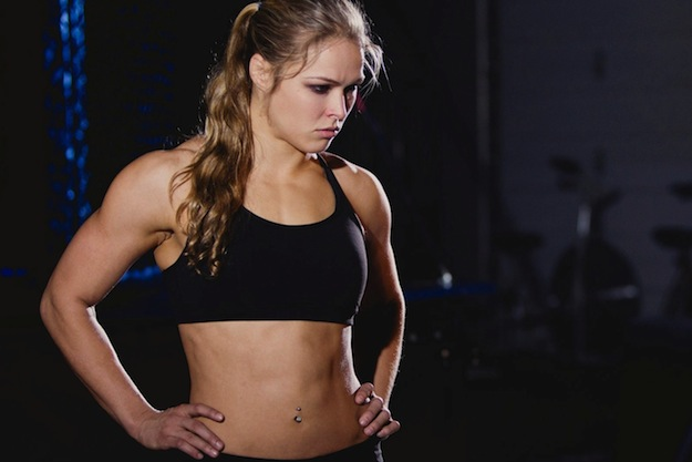 Ronda+Rousey+UFC+Sports+Bra+MMA+Sexy+Hot1