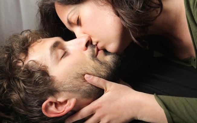 beijo normal