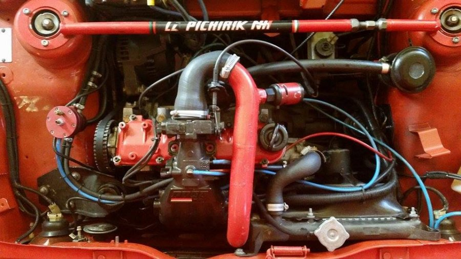 Picape-Fiat-147-motor-turbo