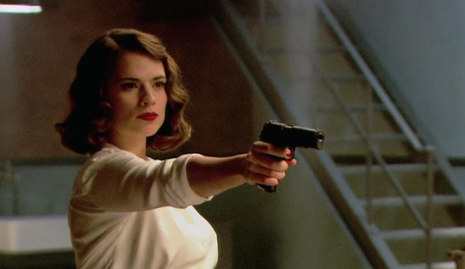 Hayley Atwell Agent Carter Marvel