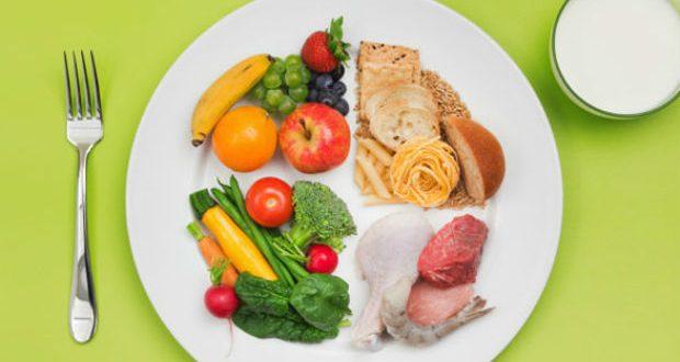 prato de dieta