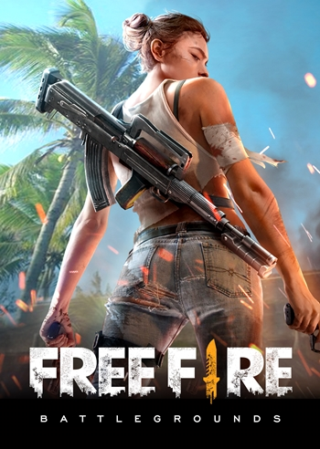 Free fire battlegrounds