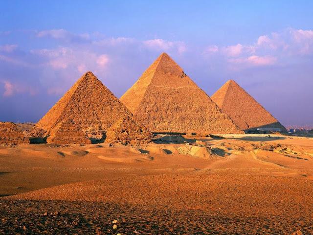 piramides de gizeh egito